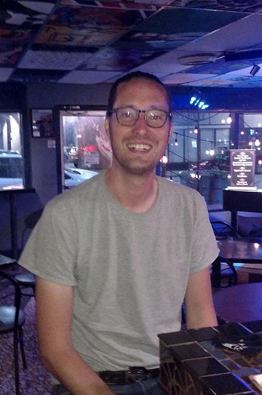 Mark Calcott Faking Requests Phog Lounge