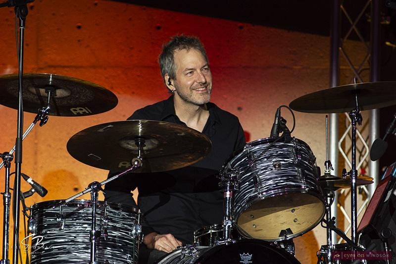 Drummer Matt Crouse