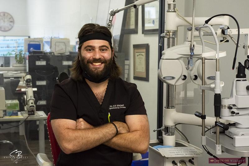 Dr. Ali Siblani O.D. SBLV Eye Care