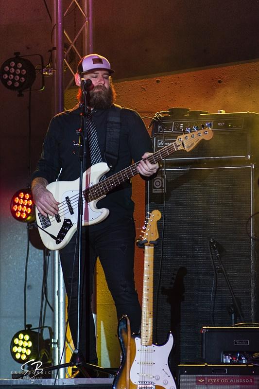 Bass Guitarist Sean Power