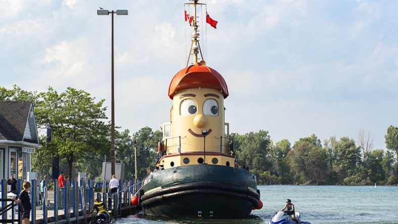 Theodore Tugboat TOO Returns to Windsor Essex Starting Labour Day Weekend