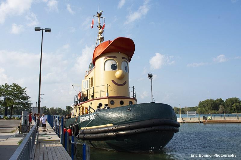 Tugboat Theodore TOO in Windsor, Ontario