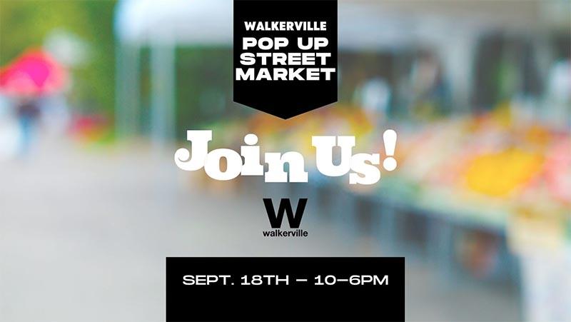 Walkerville Pop Up Street Market