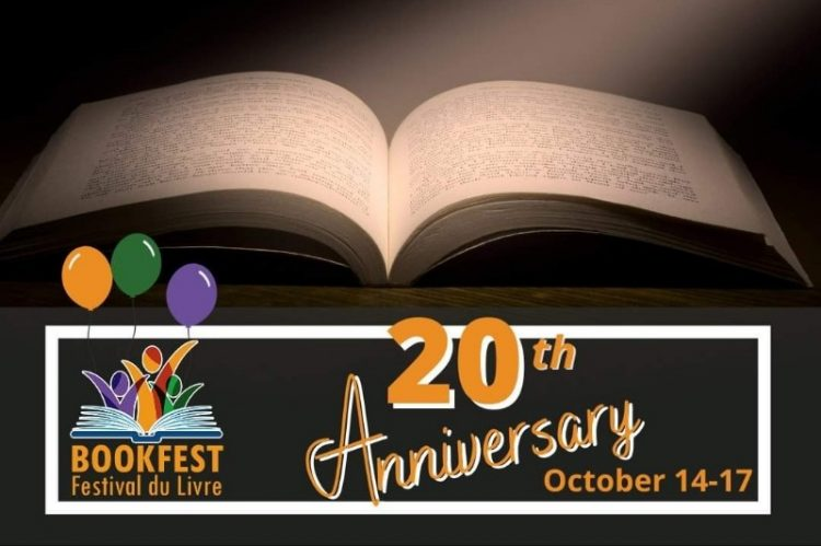 Bookfest Windsor Hosting Outstanding Lineup of Authors This Weekend