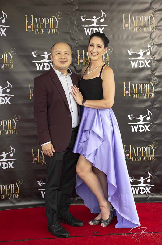 John Chan and Tiffany Wentzell of Windsor Dance Experience