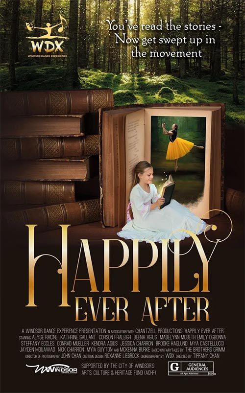 Windsor Dance Experience Happily Ever After
