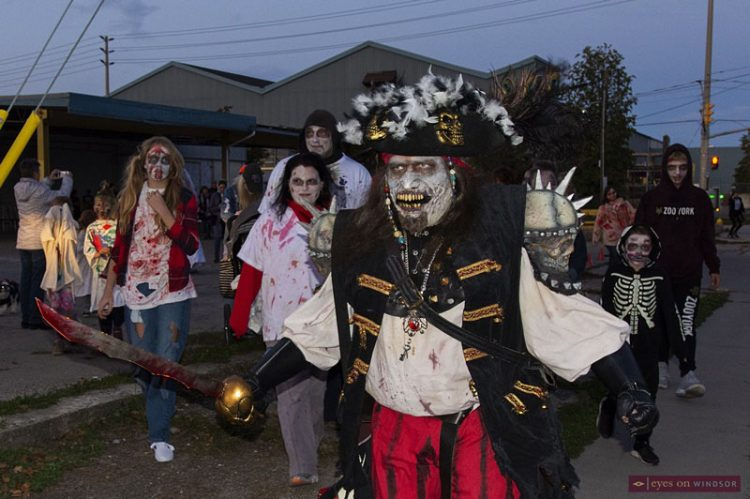 Scarehouse Windsor Zombie Walk To Be Resurrected On City Streets